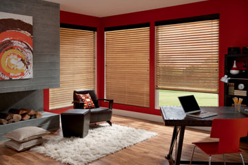 Wood blinds business and residential window treatment needs in all of Southern California including: Los Angeles, Riverside, Ontario, Pasadena, Rancho Cucamonga, Fontana and Redlands.